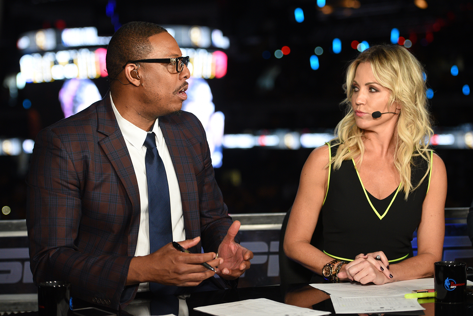 ESPN replacing Beadle on NBA with Nichols, Taylor - Sports Media Watch