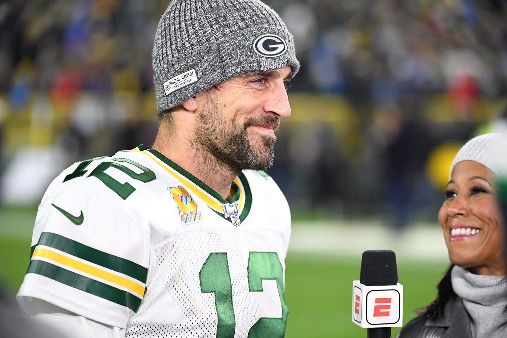 Lions Packers Hits Four Year Week 6 High On Espn Sports Media Watch