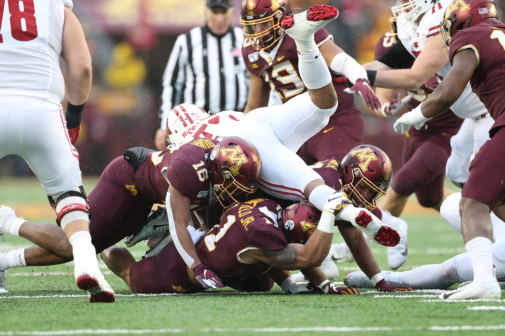 Wisconsin Minnesota Scores Highest Ratings In Years Sports Media Watch