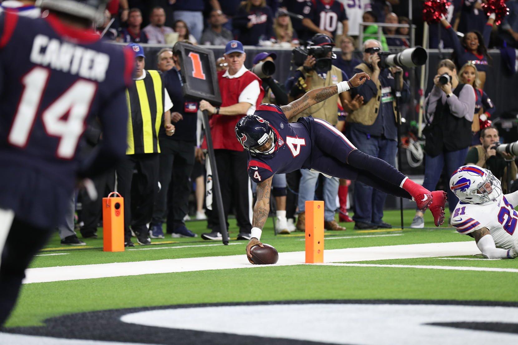 Bills Texans Ratings Hit Six Year High Sports Media Watch
