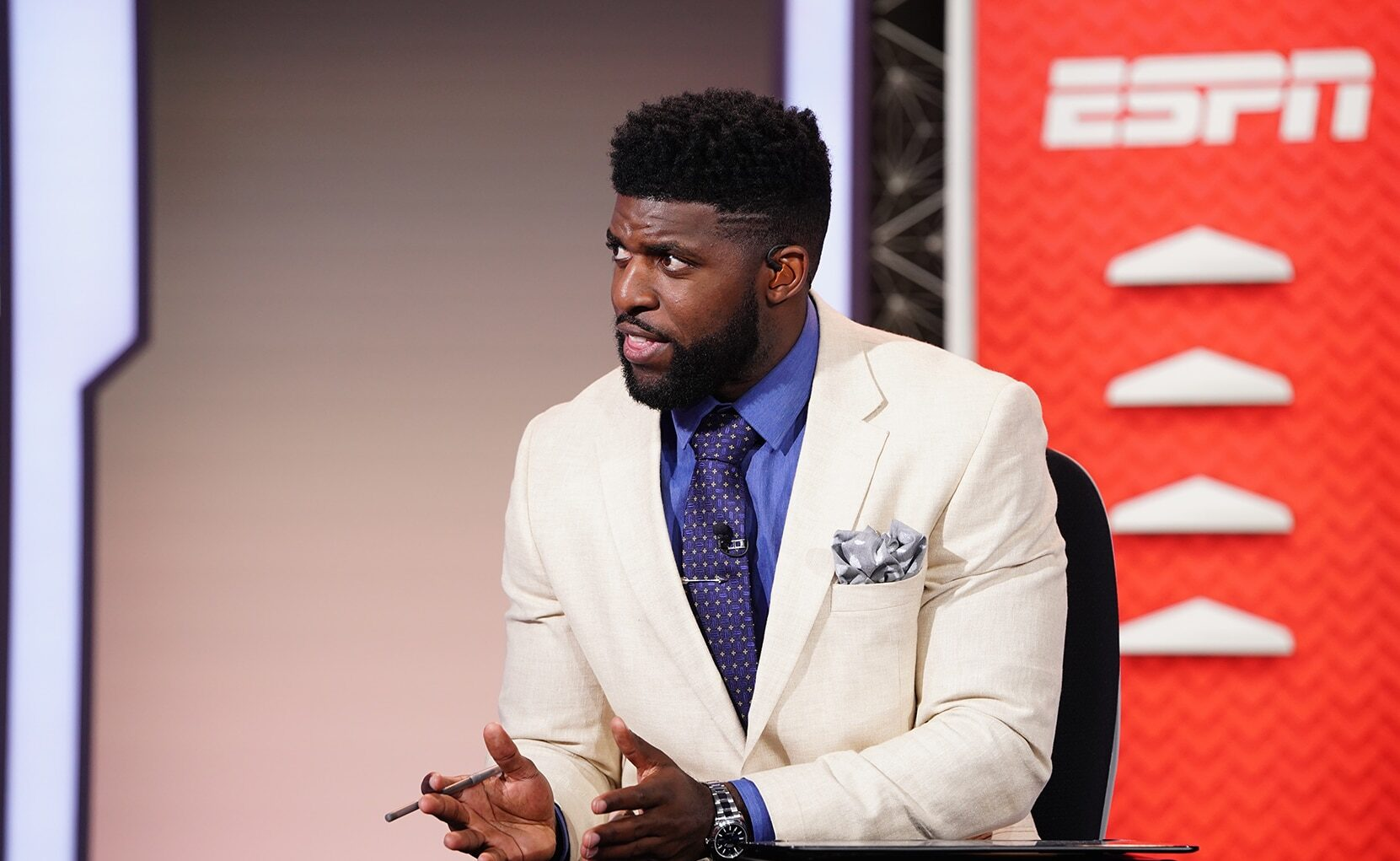 News: Acho to FS1, Rutledge, Wingo and more - Sports Media Watch